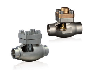 Ultra-low temperature check valve